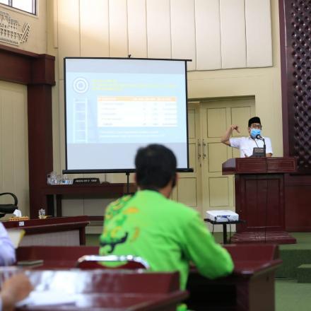 Gus Menteri Imbau Sisa Dana Desa Digunakan Untuk Program Padat Karya Tunai Desa
