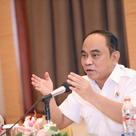 Wamendes PDTT Sebut Digitalisasi Desa Sebagai Transformasi Menuju Indonesia Maju