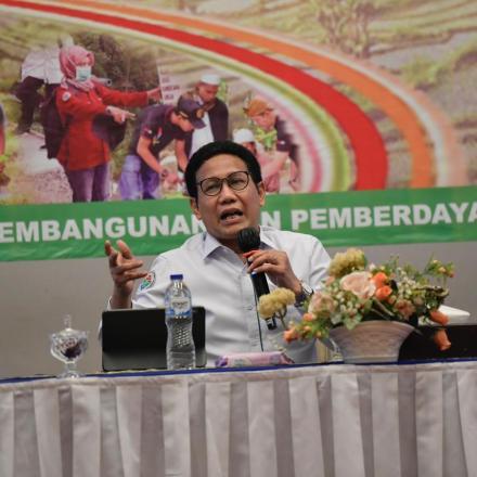 Pendamping Desa Salah Satu Kunci Performa KEMENDES PDTT