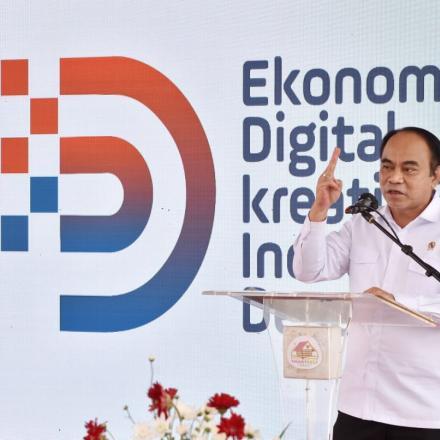 WAMENDESA Budi Arie Resmikan Aplikasi Smart Desa DI Subang