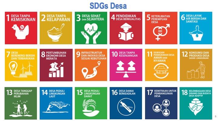 Petunjuk Pelaksanaan Pendataan SDGS Desa